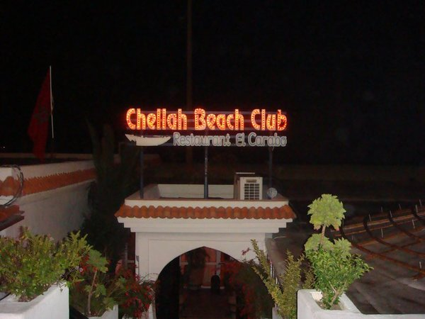 devanture-chellah-beach-club-tanger